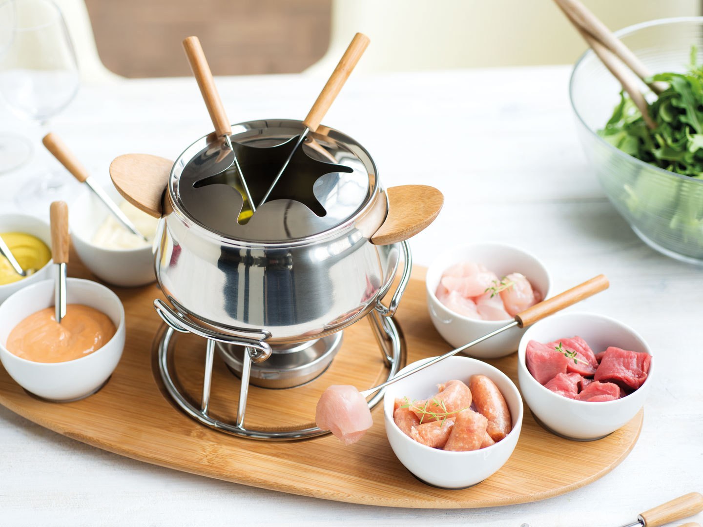 fondue set kaufen leopold in fondueset kaufen sie zum. Black Bedroom Furniture Sets. Home Design Ideas