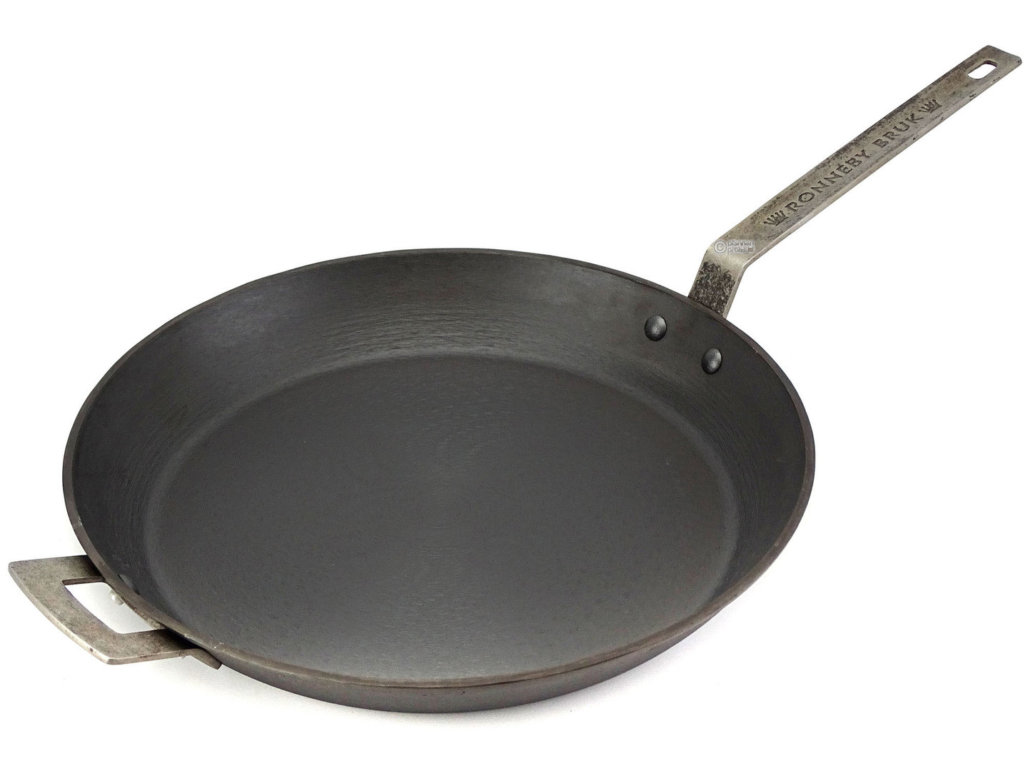 RONNEBY BRUK cast iron frypan ULTRA LIGHT PROFESSIONAL  36 cm pre-seasoned