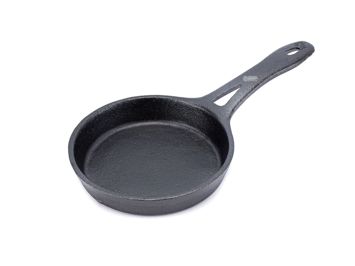 RONNEBY BRUK mini cast iron Blini frypan RONDO 13 cm, pre-seasoned
