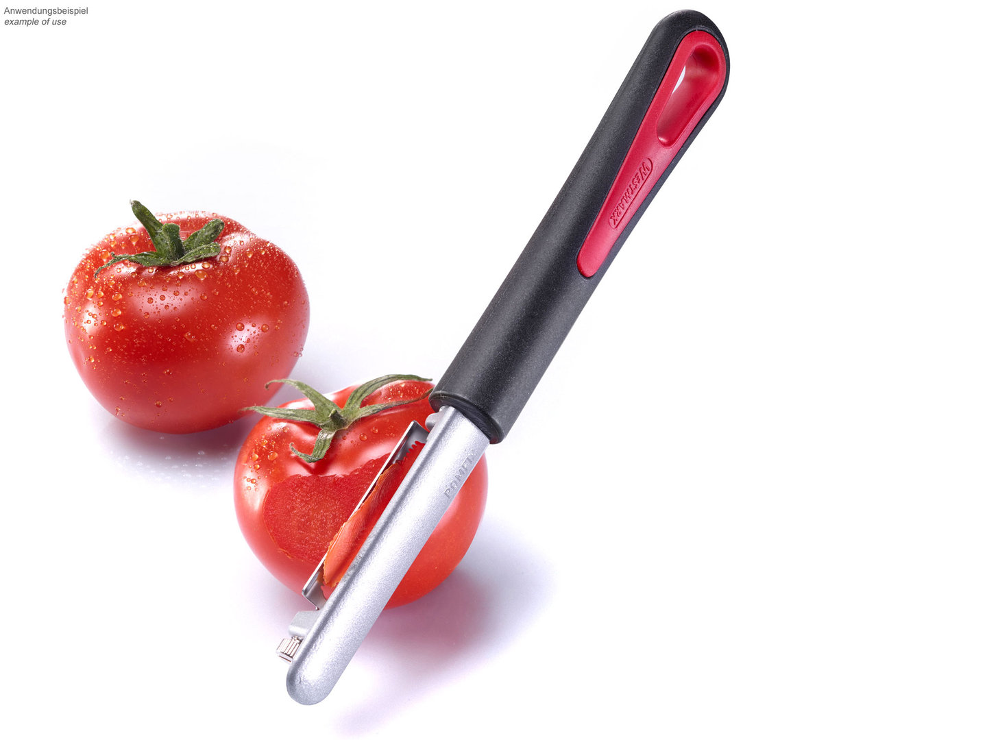 WESTMARK TomFix tomato peeler, also suitbale for left-handers