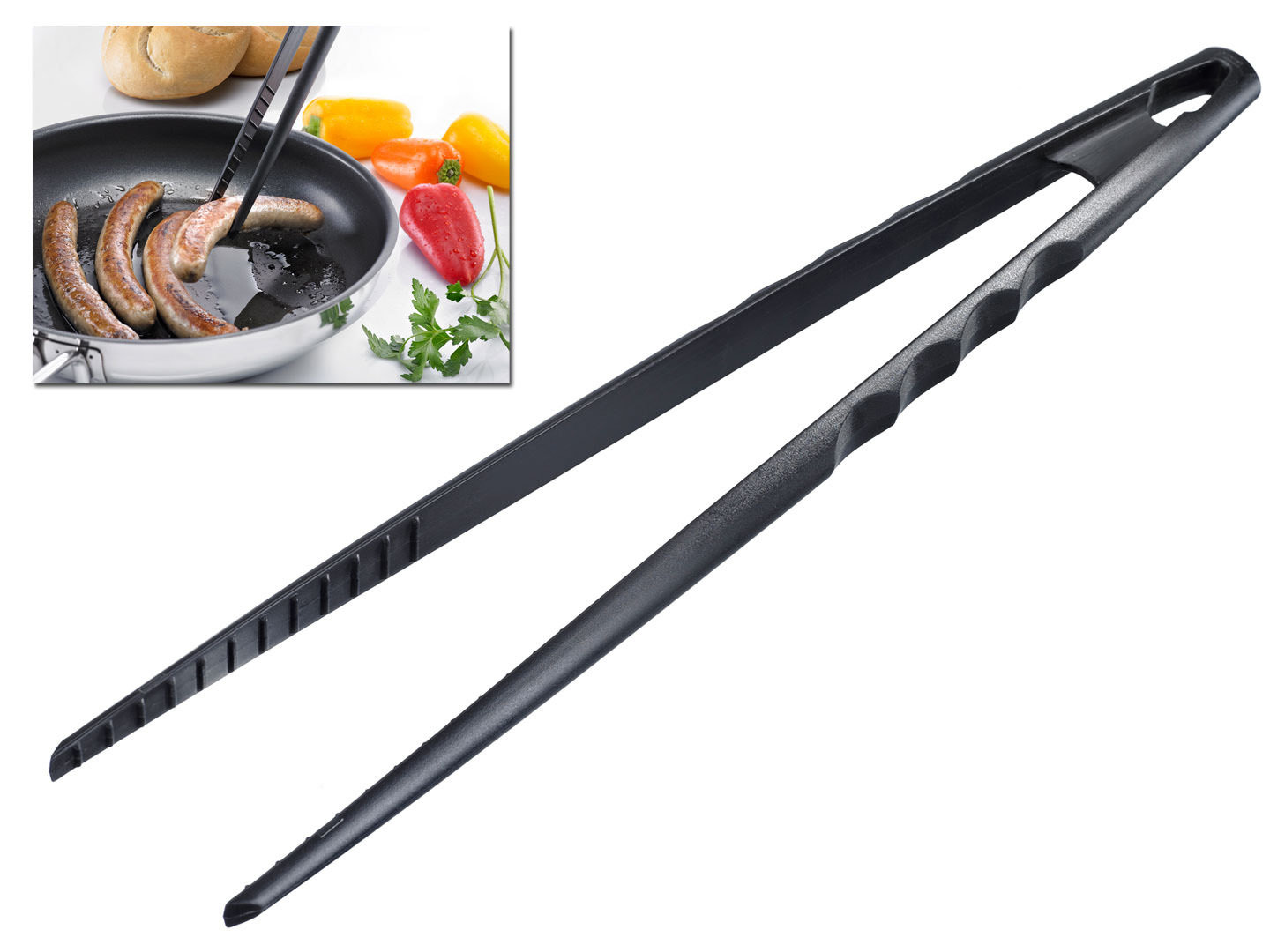 WESTMARK frying / serving pincers heat-resistant plastics