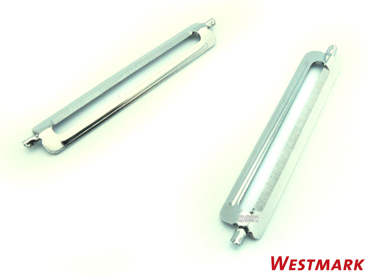 WESTMARK 2 pieces replacement blades for PEEL STAR ALU