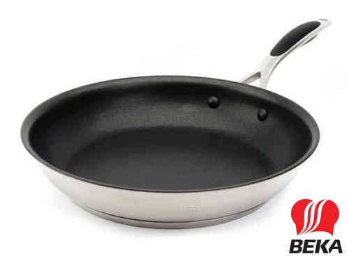 BEKA non-stick frypan SUAVE DUALFORCE 24 cm stainless steel induction