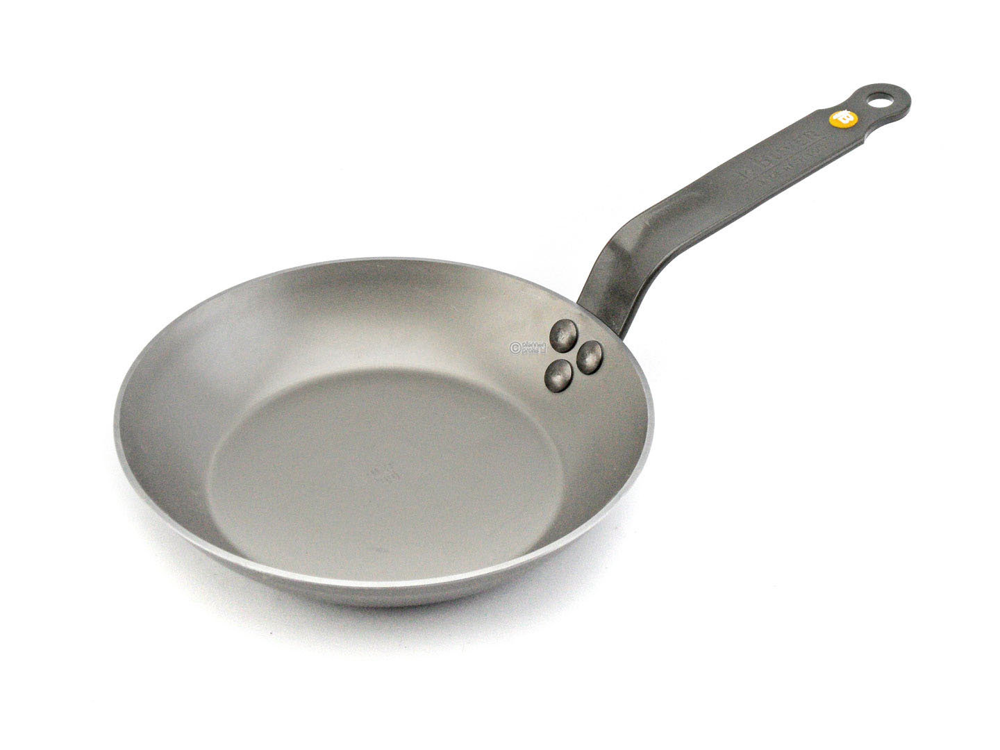 DE BUYER iron pan MINERAL B ELEMENT 20 cm frypan