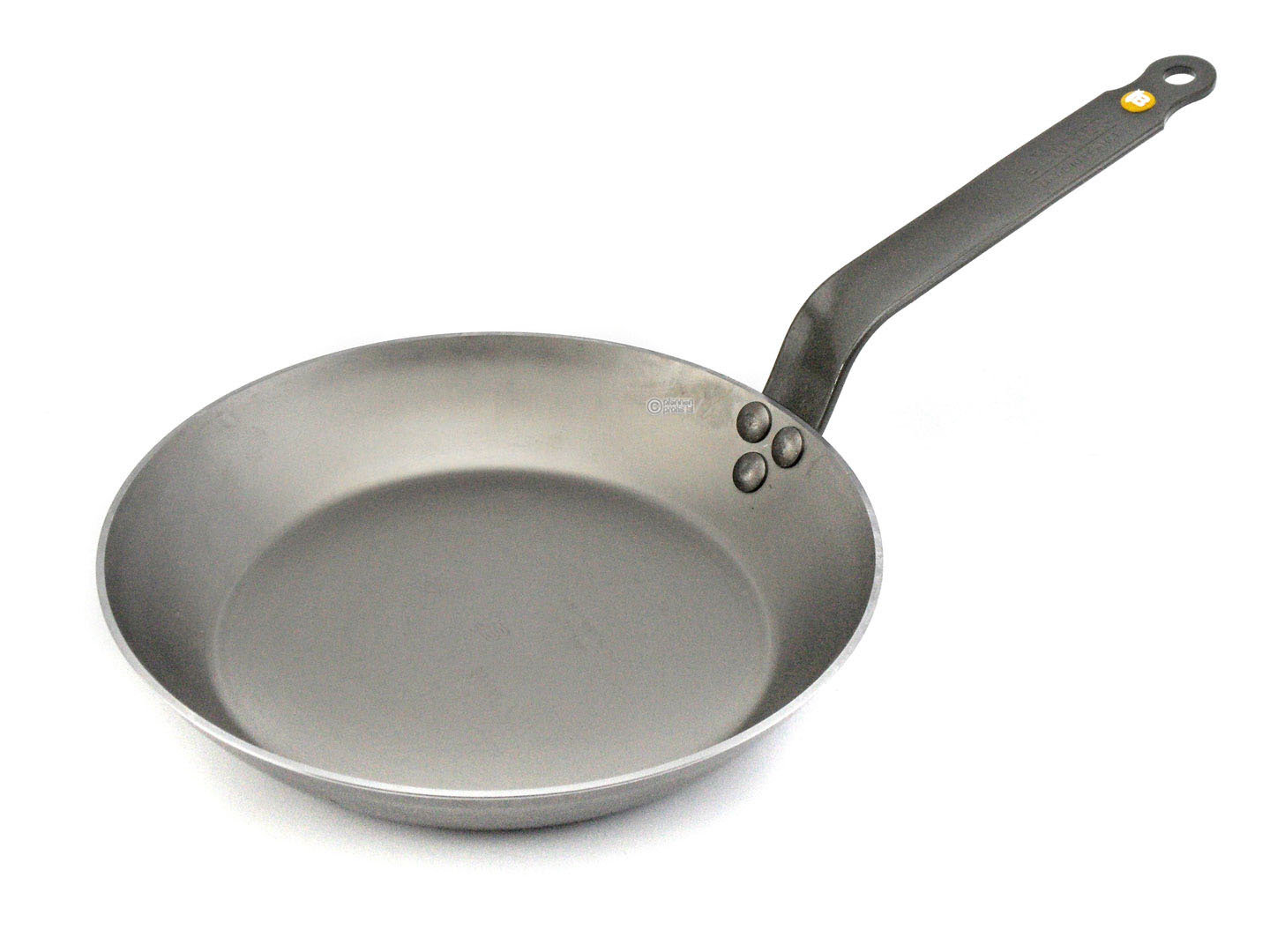 DE BUYER iron pan MINERAL B ELEMENT 24 cm frypan