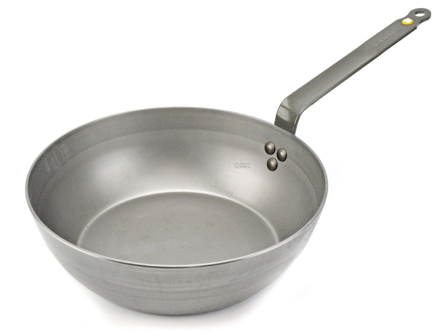 DE BUYER iron country pan MINERAL B ELEMENT 28 cm deep skillet