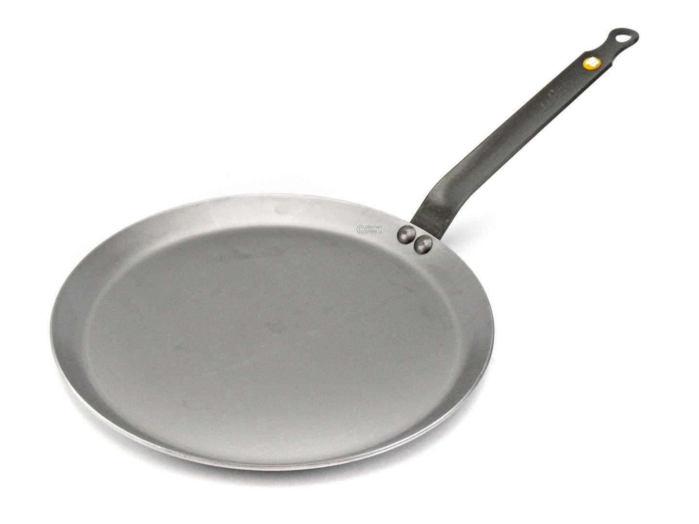 DE BUYER crêpe pan MINERAL B ELEMENT 24 cm iron pancake pan