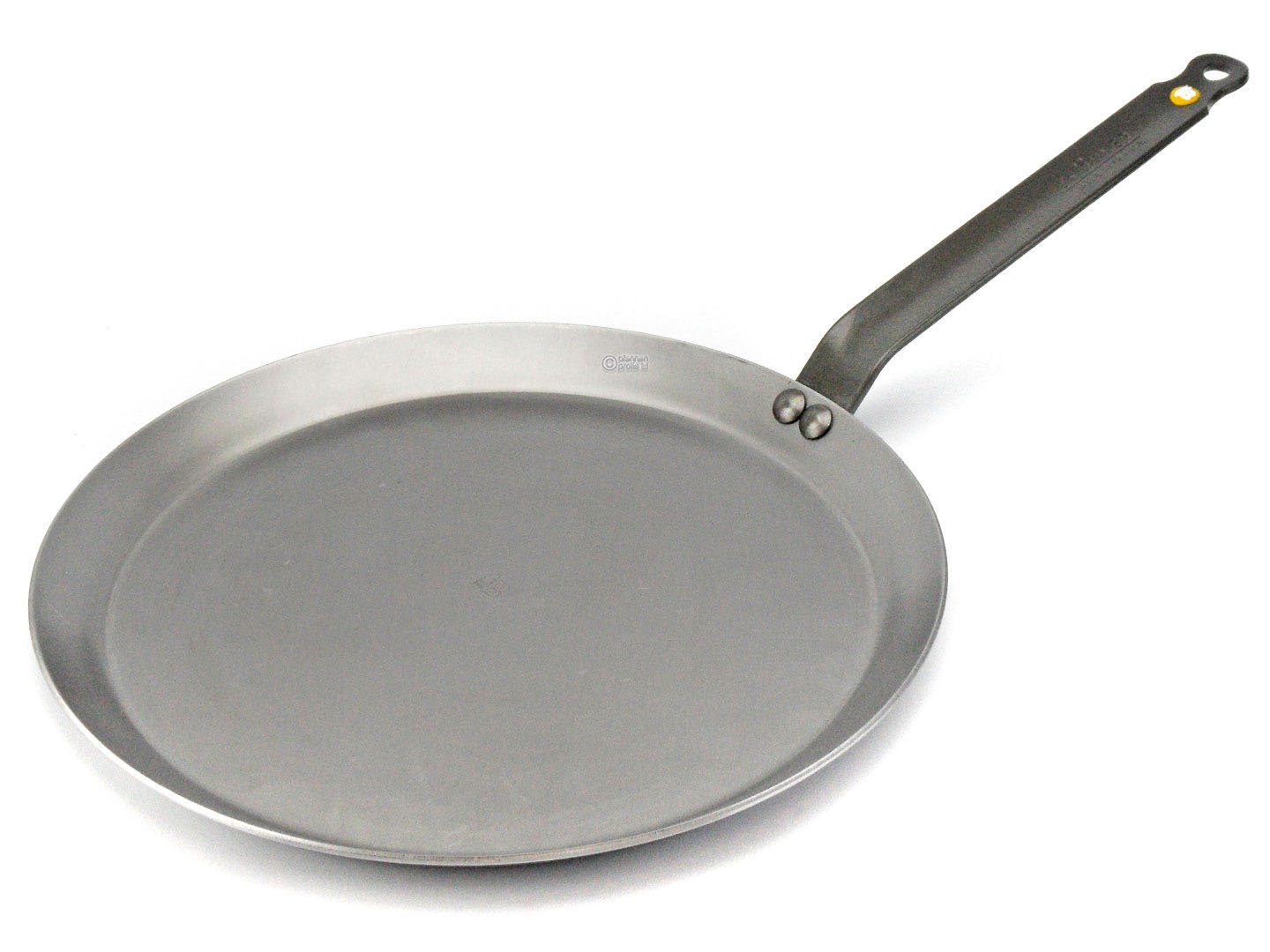 DE BUYER crêpe pan MINERAL B ELEMENT 30 cm iron pancake pan