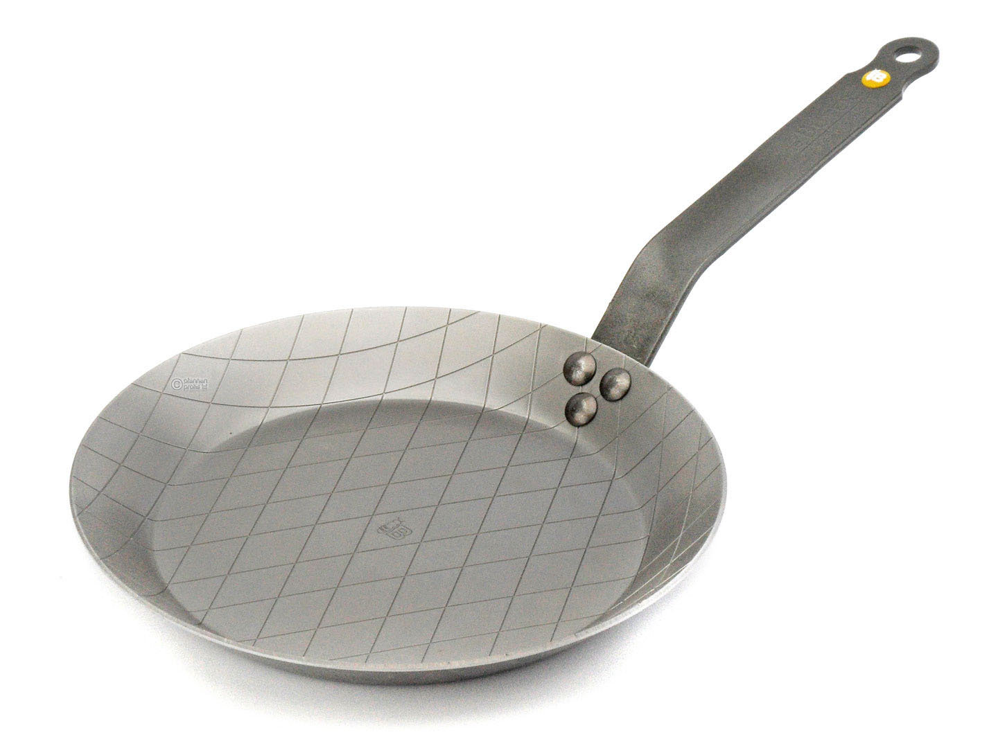 DE BUYER steak pan MINERAL B ELEMENT 24 cm iron frypan