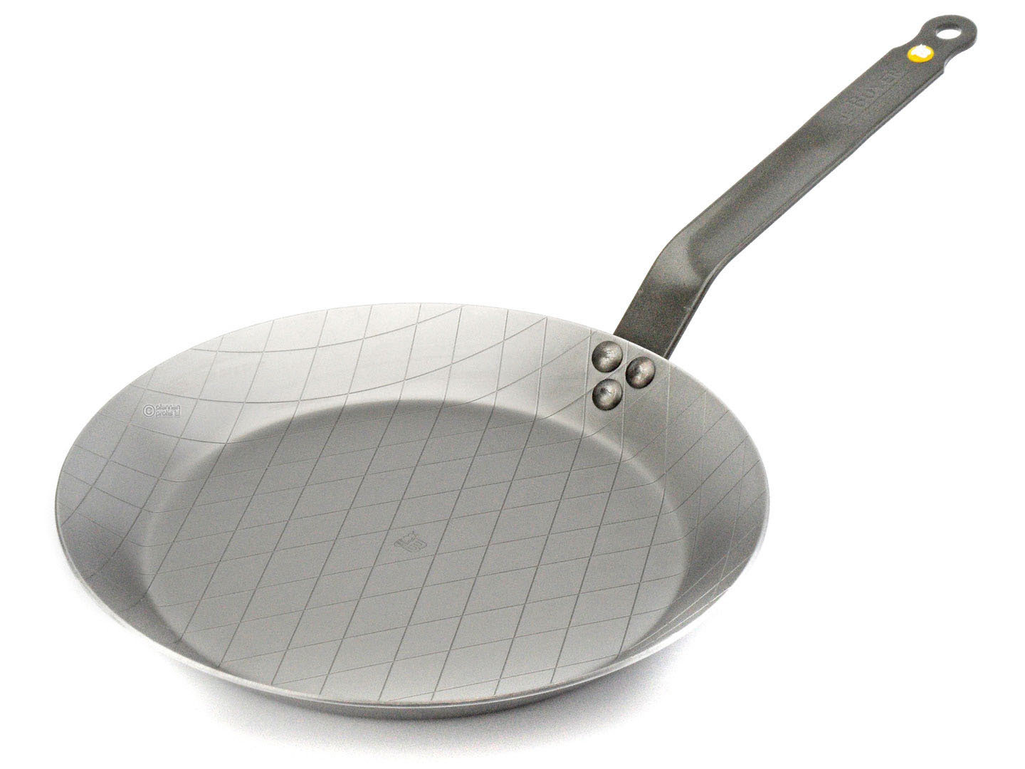 DE BUYER steak pan MINERAL B ELEMENT 28 cm iron frypan