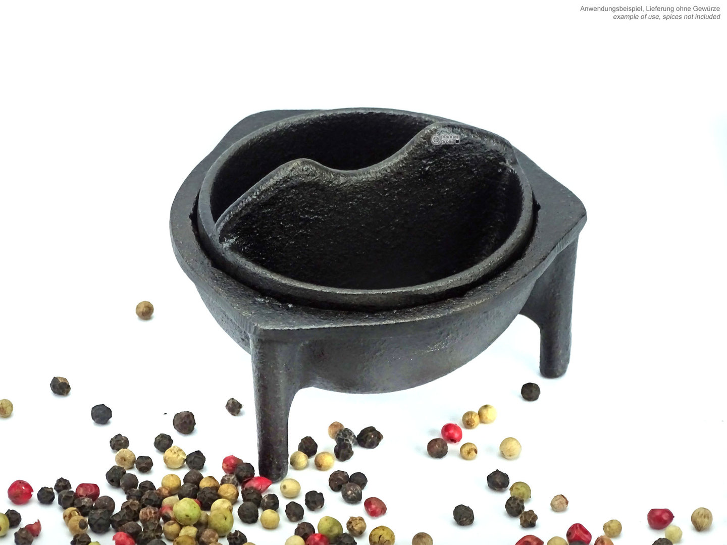 RONNEBY BRUK small cast iron mortar GYRO grinder