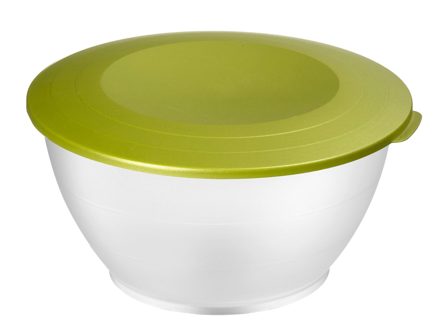 WESTMARK bowl with lid OLYMPIA 6,5 L apple green