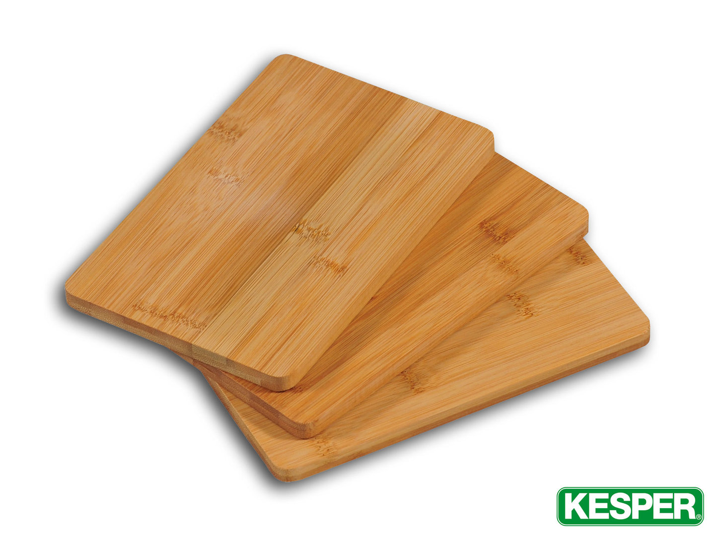 KESPER small bamboo cutting board 3pcs