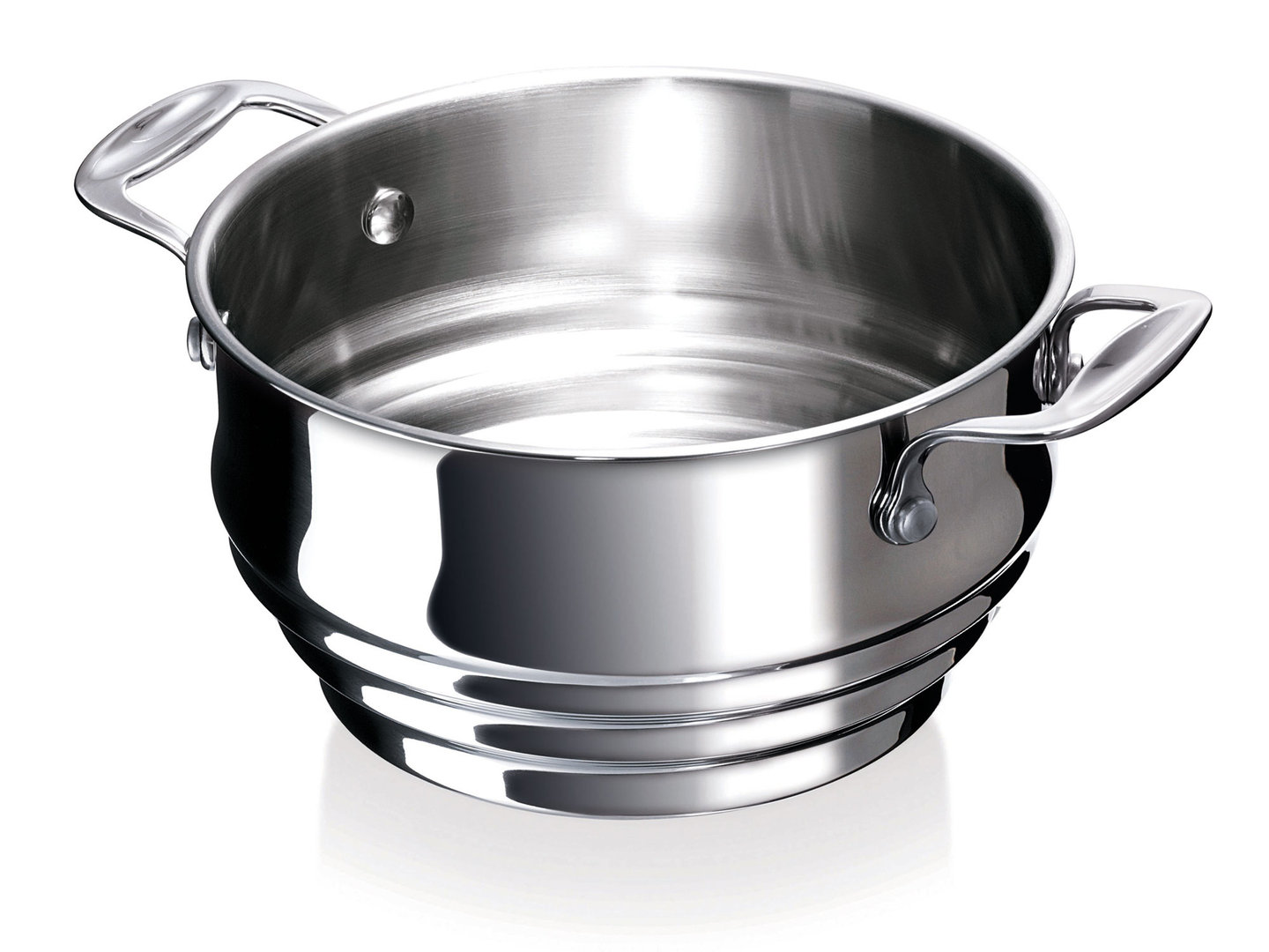 BEKA multi steamer CHEF 16 / 18 / 20 cm stainless steel