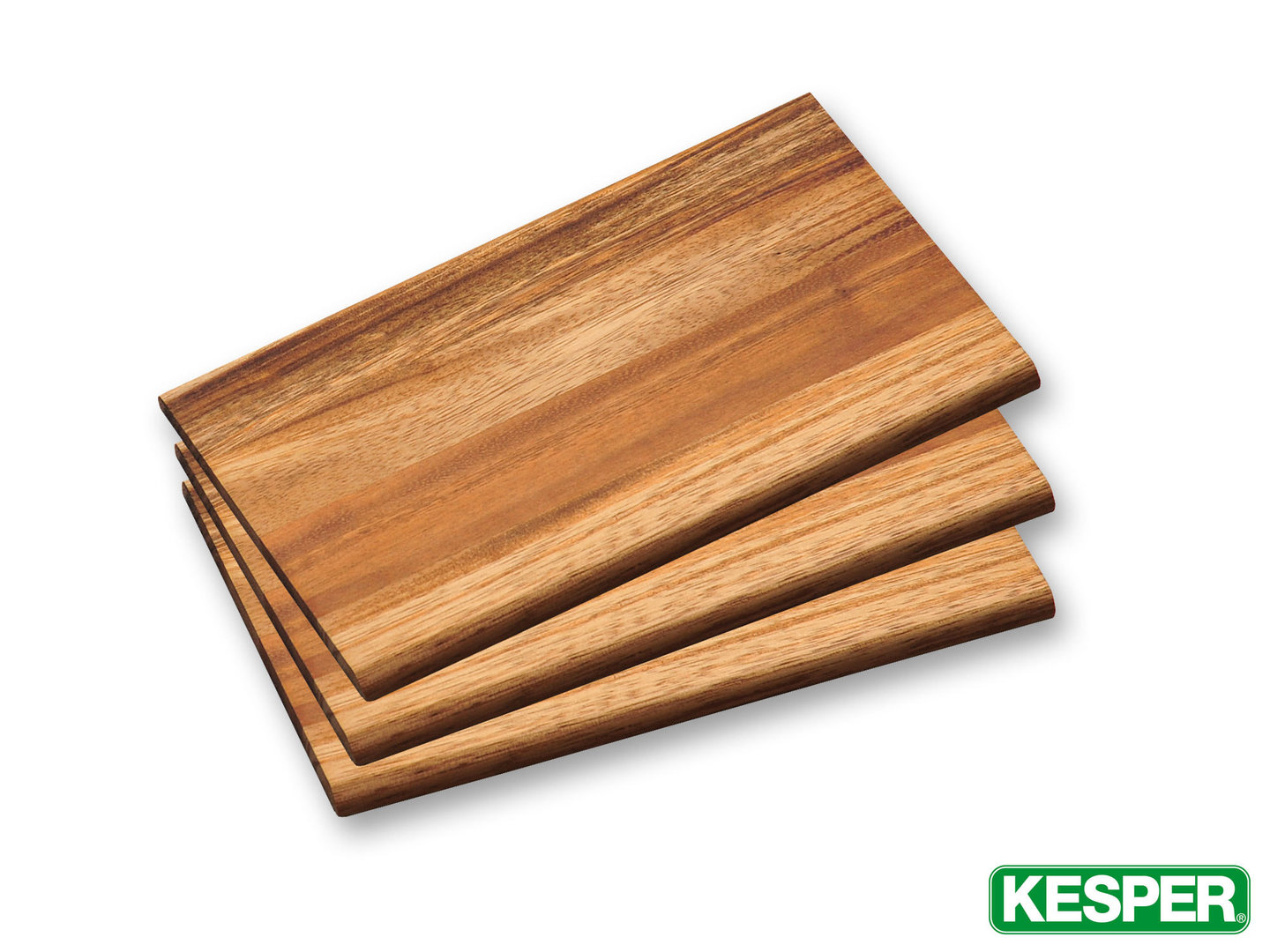 KESPER small acacia cutting board 3pcs