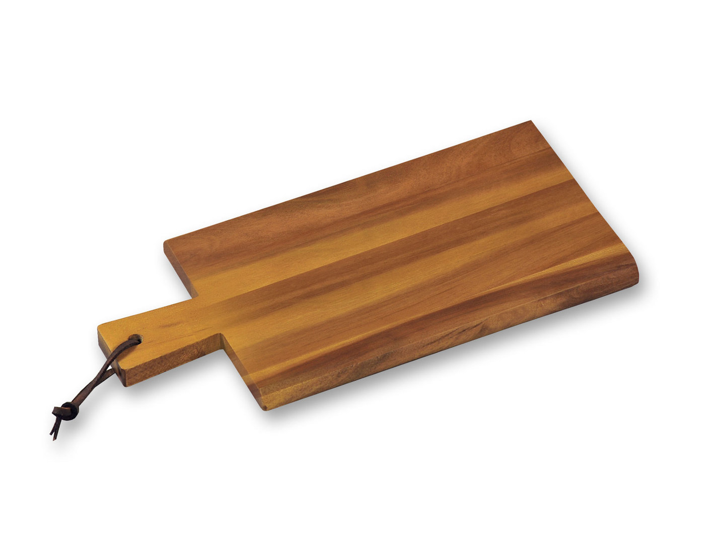 KESPER acacia wood serving tray 29 x 14 x 1,5 cm cutting board