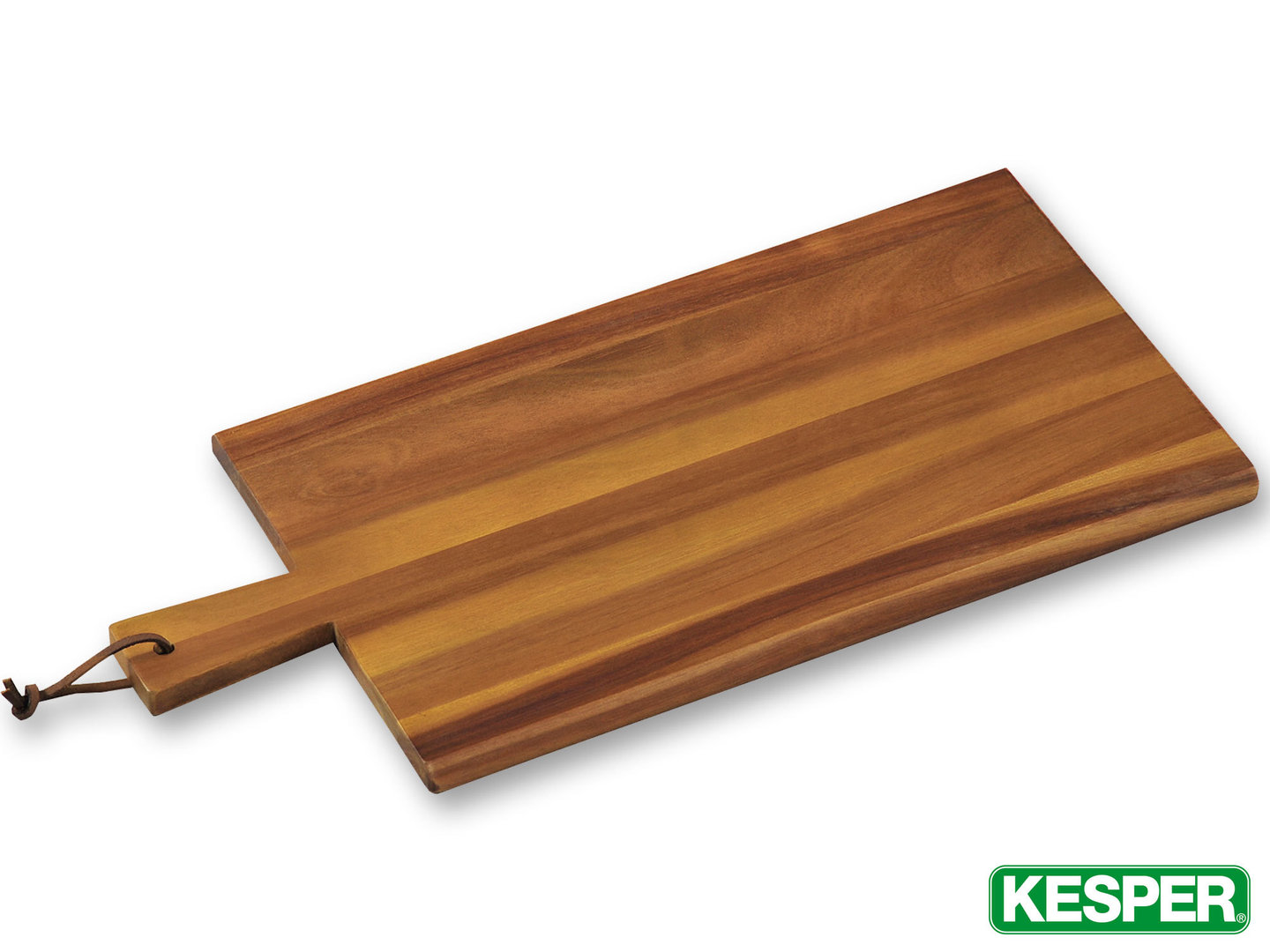 KESPER acacia wood serving tray 45 x 22 x 1,5 cm cutting board