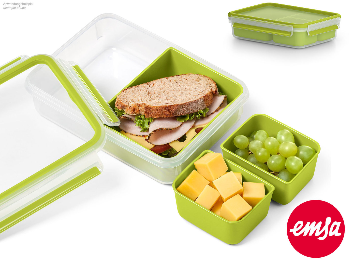 Outdoor Food Storage Containers To Go Buy Online At Pfannenprofis De