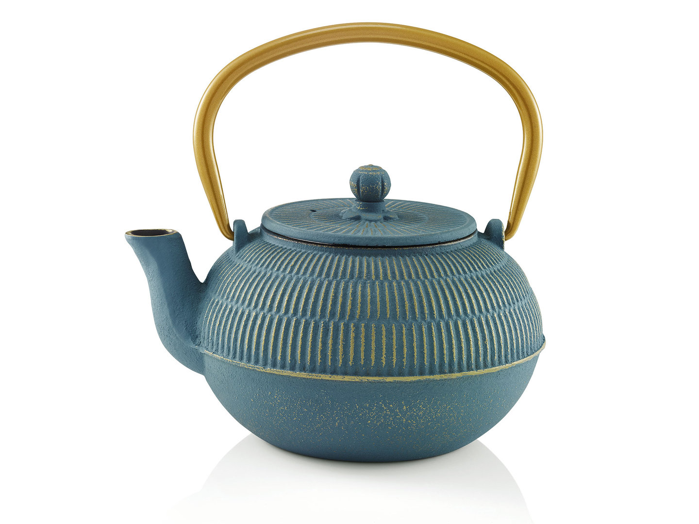 BEKA cast iron teapot YUAN with tea strainer