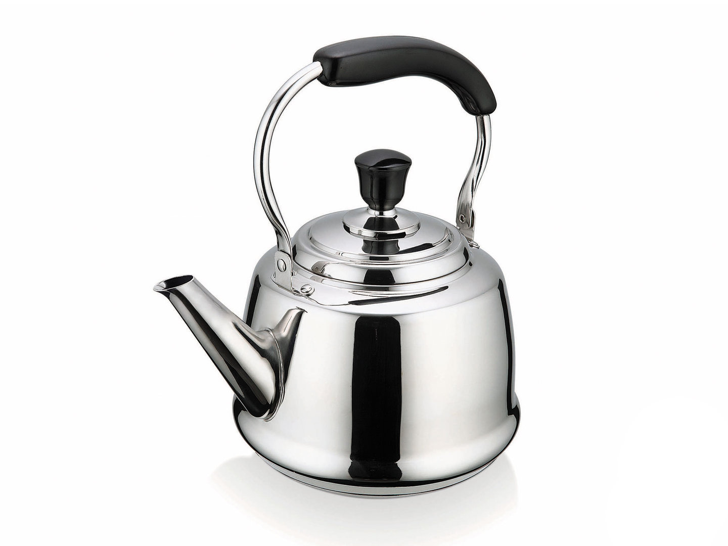 BEKA water kettle CLAUDETTE stainless steel 2,5 liters