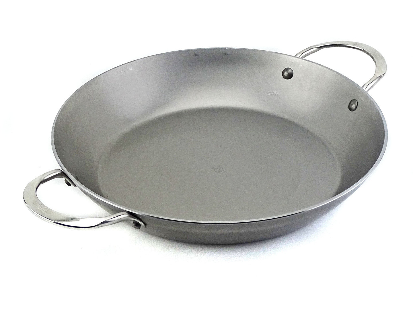 DE BUYER Paella Eisenpfanne MINERAL B ELEMENT 32 cm Servierpfanne