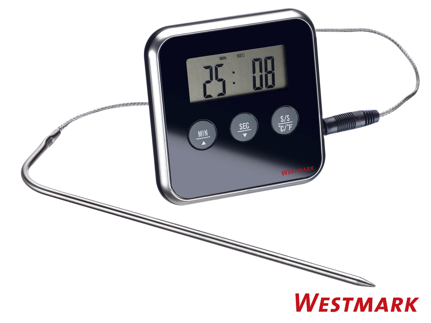 WESTMARK digital food thermometer with probe