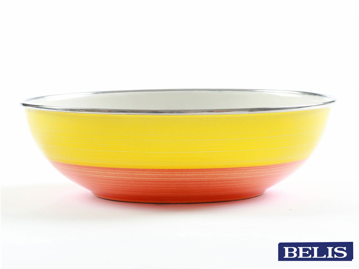 BELIS steel-enamel bowl ART SUMMER 26 cm
