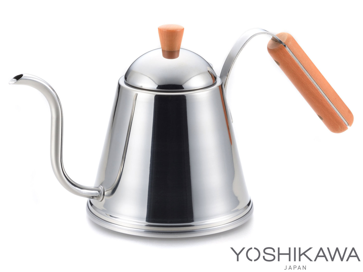 YOSHIKAWA water kettle CAFE TIME stainless steel