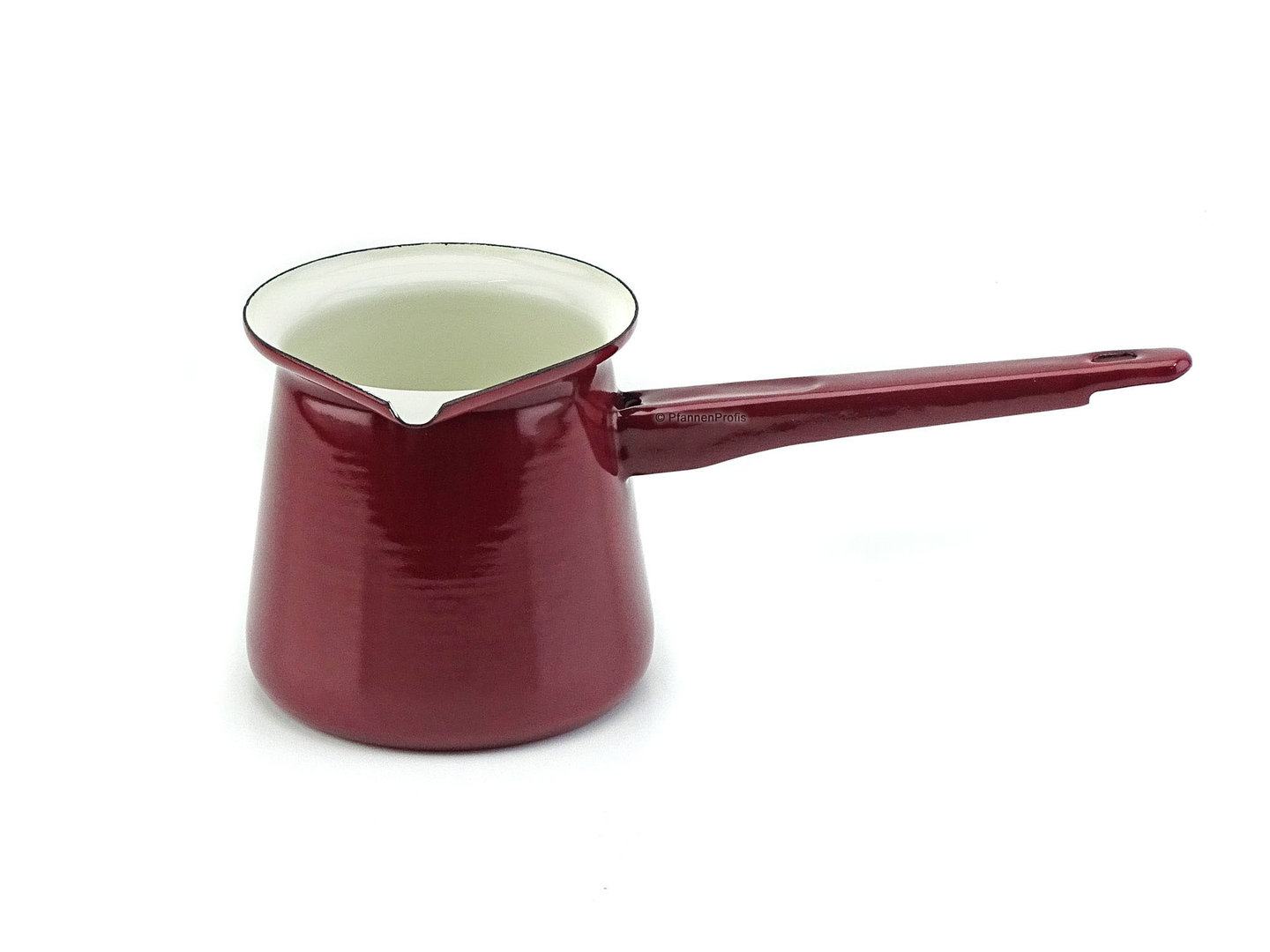 BELIS steel-enamel coffee pot ECO-CERAMIC 0.4 liters