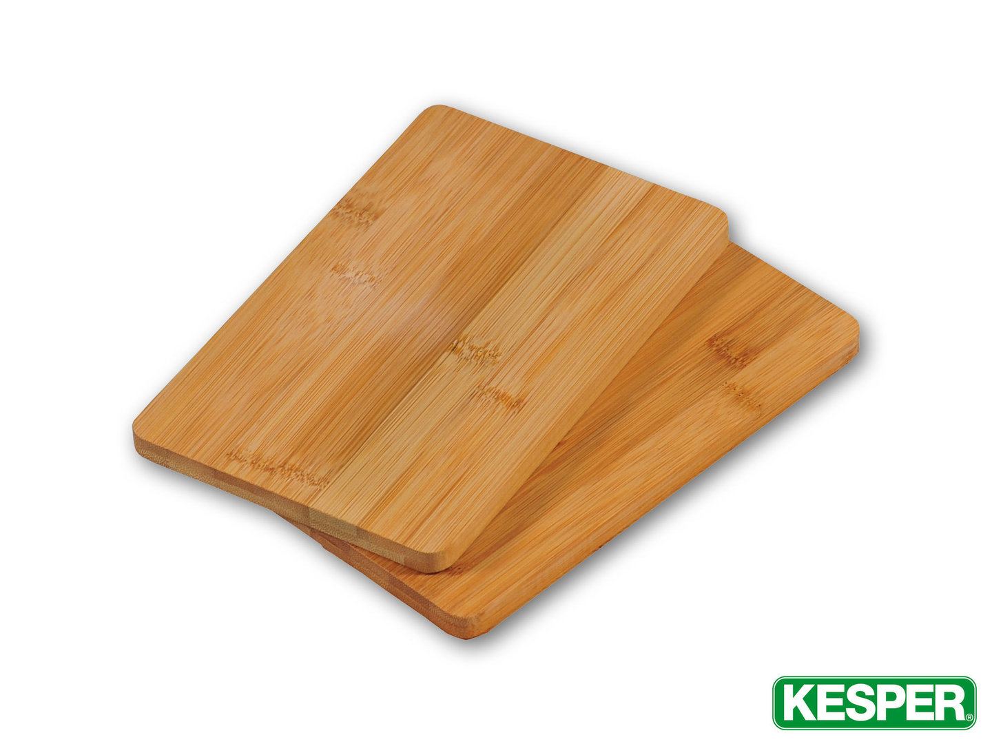 KESPER small bamboo cutting board 2pcs