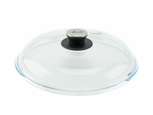full glass dome lid 28 cm ovenproof up to 150°C